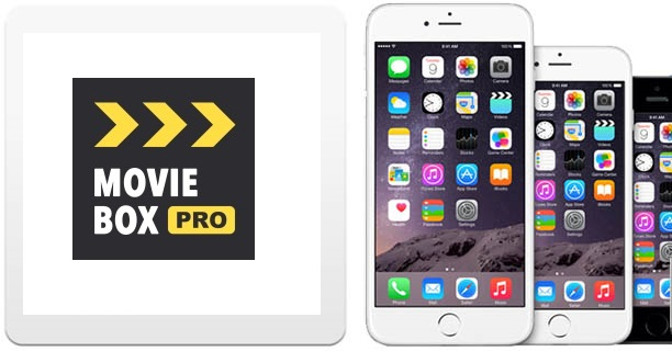 MovieBox PRO iOS (iPhone / iPad / iPod)